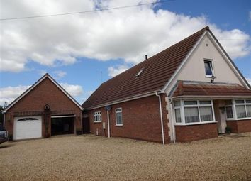 Thumbnail 5 bed detached house for sale in Newborough, Peterborough, Cambridgeshire