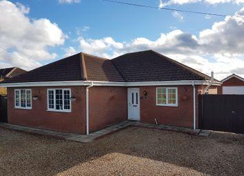 Thumbnail 4 bed bungalow to rent in Clough Road, Gosberton Risegate