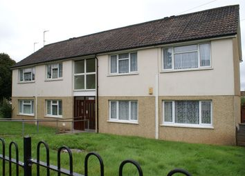 Thumbnail 1 bed flat for sale in Morfa Crescent, Rumney, Cardiff