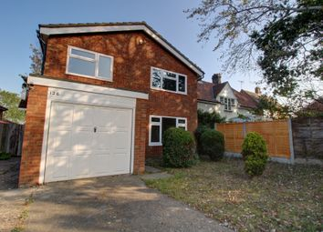 Stone Lodge Lane West, Ipswich IP2. 3 bed detached house