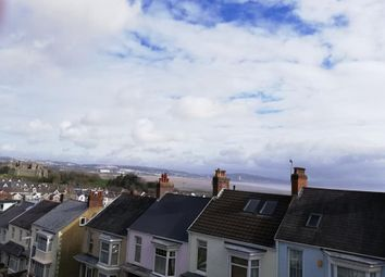 Thumbnail 3 bed terraced house for sale in Kings Road, Mumbles, Swansea