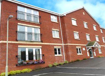 Thumbnail 1 bed flat to rent in Cae Gwyllt, Broadlands, Bridgend