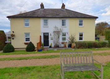 Thumbnail 2 bed terraced house for sale in Lindsey, Ipswich, Suffolk