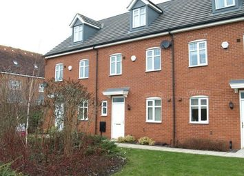 Thumbnail 4 bed terraced house to rent in Kirkstall Close, Lincoln
