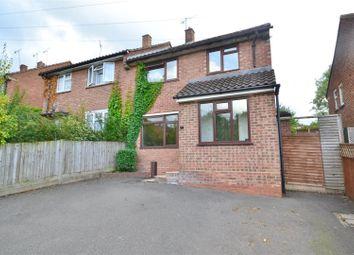 Thumbnail 3 bed semi-detached house for sale in Ashfield Avenue, Bushey