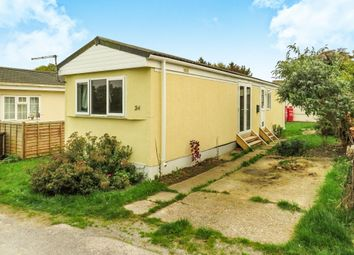 Thumbnail 2 bed mobile/park home for sale in Wiremead Lane, East Cholderton, Andover