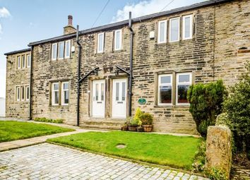 Thumbnail 2 bedroom terraced house for sale in New Hey Road, Outlane, Huddersfield, West Yorkshire