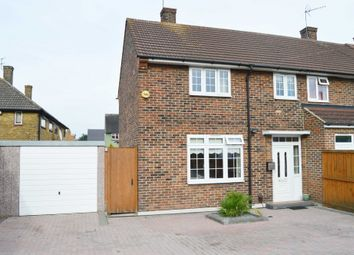 Thumbnail 3 bed end terrace house for sale in Straight Road, Romford
