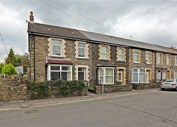 Thumbnail 3 bed end terrace house to rent in John Street, Treforest, Pontypridd