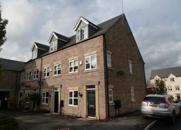 Thumbnail 3 bed town house to rent in Bridge Yard Avenue, Ripley