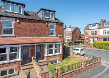 Thumbnail 5 bed semi-detached house for sale in Gledhow Wood Avenue, Leeds, West Yorkshire