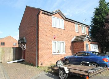 Thumbnail 2 bed semi-detached house to rent in Severn Avenue, Hinckley