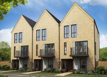 "Thumbnail 4 bed town house for sale in ""Shawbury Special "" at Ketley Park Road, Ketley, Telford"