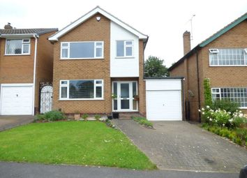 Thumbnail 3 bed detached house to rent in Westerlands, Stapleford, Nottingham