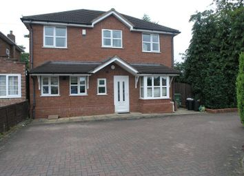 Thumbnail 4 bedroom detached house for sale in Carol Crescent, Halesowen