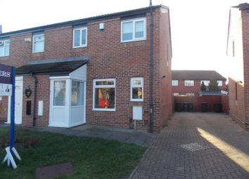 Thumbnail 3 bed semi-detached house to rent in Hazelbank, Coulby Newham, Middlesbrough