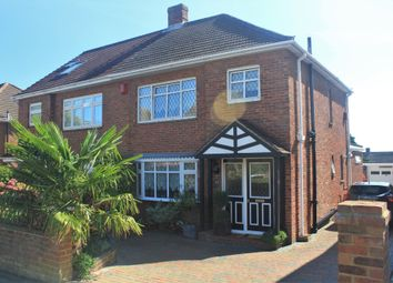 Thumbnail 3 bed semi-detached house for sale in Laverock Lea, Portchester, Fareham