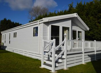 Thumbnail 2 bed lodge for sale in Shottendane Road, Birchington