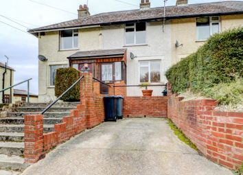 Thumbnail 2 bed terraced house for sale in Church Hill, Shepherdswell, Dover