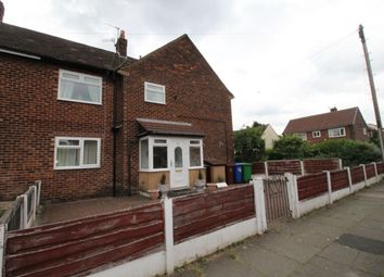 Thumbnail 2 bed flat for sale in Swalecliff Avenue, Manchester