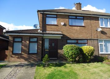 Thumbnail 3 bed semi-detached house for sale in Windsor Drive, Bury