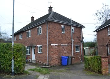 Thumbnail 3 bed semi-detached house for sale in Oliver Road, Hartshill, Stoke-On-Trent