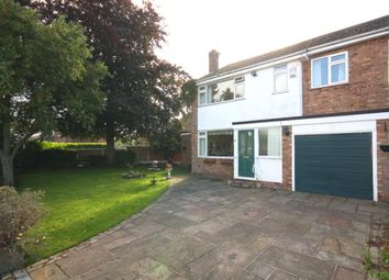 Thumbnail 4 bed detached house for sale in Princess Drive, Wistaston, Crewe