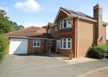 Thumbnail 4 bedroom detached house for sale in Viking Close, Bridlewood, Wiltshire
