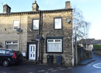 Thumbnail 2 bed end terrace house for sale in Chapel Road, Steeton, Keighley, West Yorkshire