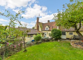 Thumbnail 4 bed cottage for sale in Rattlesden, Bury St Edmunds, Suffolk