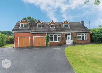 Thumbnail 5 bed detached house for sale in Chorley Old Road, Whittle-Le-Woods, Chorley