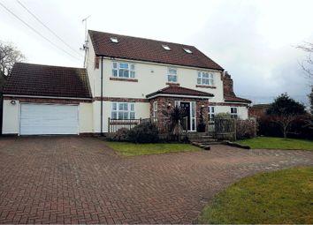 Thumbnail 6 bed detached house for sale in Bates Lane, Frodsham