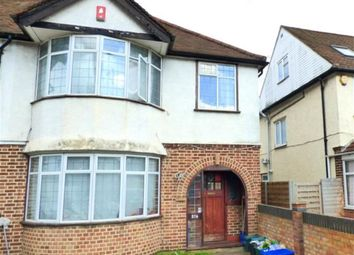 Thumbnail 3 bed semi-detached house for sale in Nelson Road, Hounslow