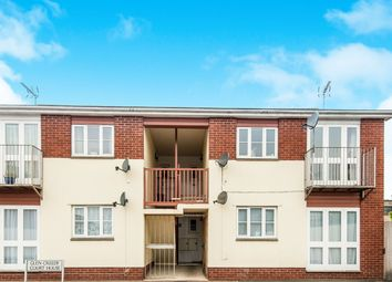 Thumbnail 2 bed flat for sale in Glen Creedy Court, Crediton