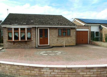Thumbnail 3 bedroom detached bungalow for sale in St. Michaels Road, Long Stratton, Norwich