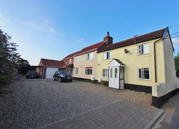 Thumbnail 5 bed detached house for sale in Bellrope Lane, Wymondham