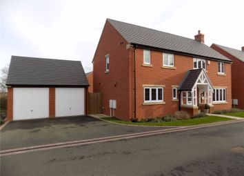 Thumbnail 4 bed detached house for sale in Meadow Drive, Smalley, Ilkeston, Derbyshire