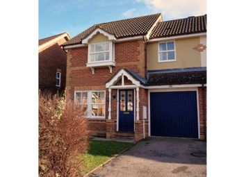 3 bed end terrace house for sale in Chestnut Close, West Malling ME19