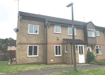 Thumbnail 3 bed semi-detached house to rent in Cosmeston Drive, Penarth