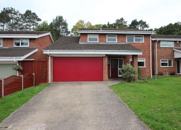 Thumbnail 4 bed detached house to rent in Ashperton Close, Redditch