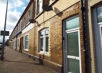 Thumbnail 5 bed flat to rent in Splott Road, Splott, Cardiff