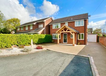 4 bed detached house for sale in Melville Court, Clayton, Newcastle-Under-Lyme ST5