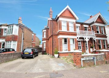 Thumbnail 2 bed flat to rent in Ash Grove, Worthing