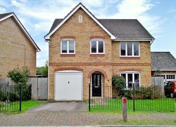 Thumbnail 4 bed detached house for sale in Hazel Farm, Totton, Southampton