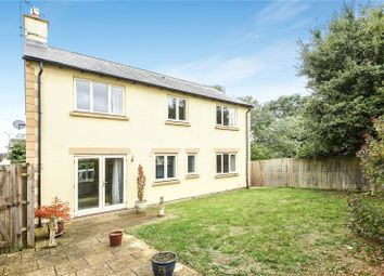 Thumbnail 4 bed detached house for sale in The Leaze, South Cerney, Cirencester