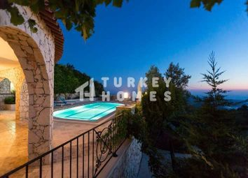 Thumbnail 5 bed villa for sale in Kalkan, Antalya, Turkey