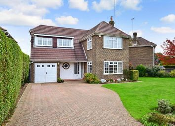 Thumbnail 4 bed detached house for sale in Dale Avenue, Hassocks, West Sussex