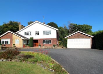 Thumbnail 4 bed detached house for sale in Furzefield Chase, Dormans Park, East Grinstead, Surrey
