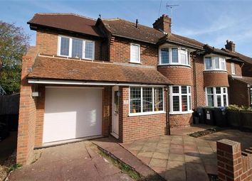 Thumbnail 4 bedroom semi-detached house for sale in The Gap, Canterbury