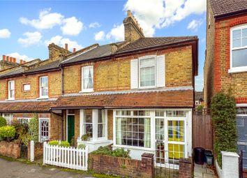 Thumbnail 3 bed end terrace house for sale in Sunnyside Road, Teddington